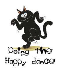 Wooooooooooo!!work the happy dance!!