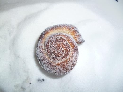 NZ Koru Doughnut!!
