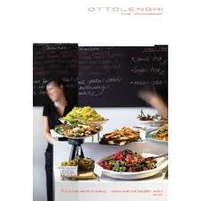 Ottolenghi, the Cookbook.