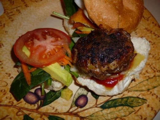 Kiwiburger...baps style)