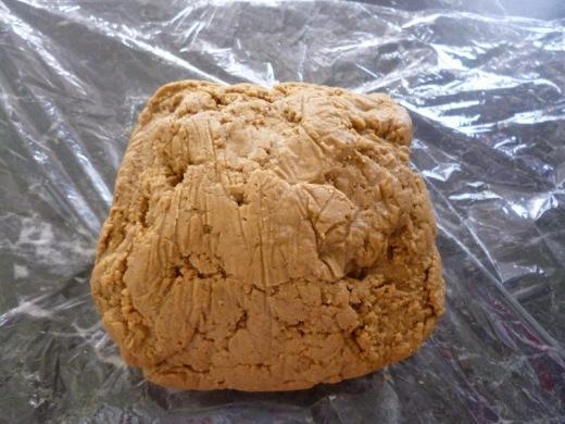 ginger dough