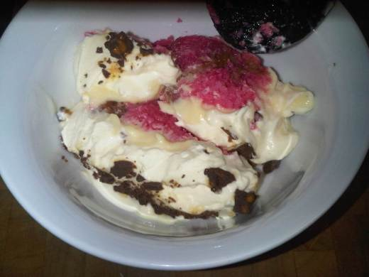 Mmmmm trifle