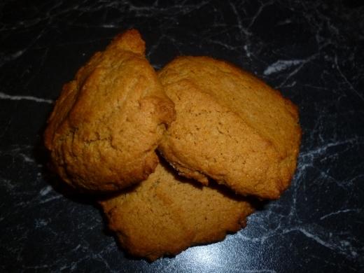 Ginger snaps...