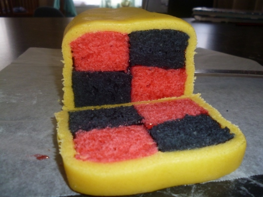 A slice perhaps??