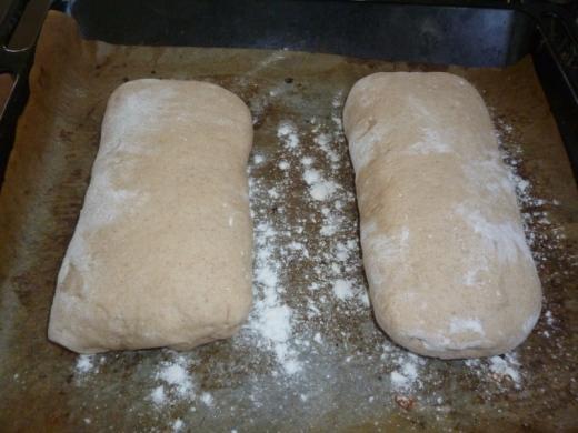 Loaves...