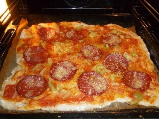 Pepperoni and Cheese...