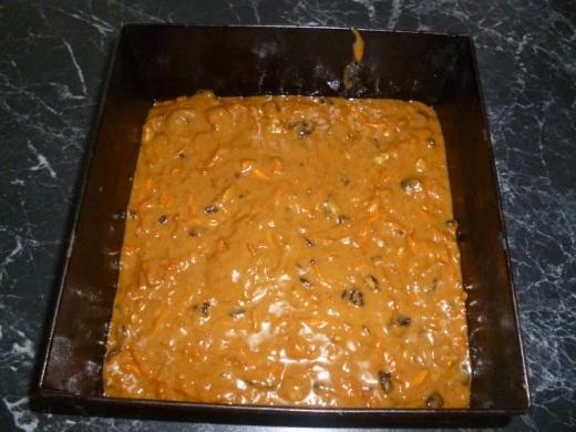 Ready to bake...
