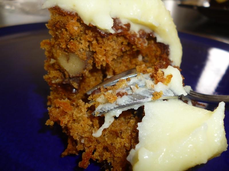 Carrot Cake with Lemon Mascarpone Icing… | Greedybread
