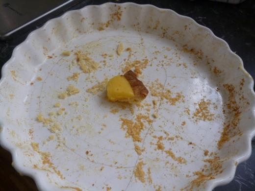 goooooonnnne....last crumbs...