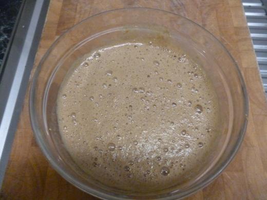 Yeasty mix...