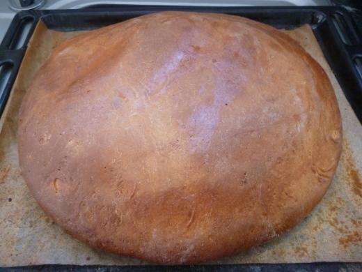 Mega loaf....