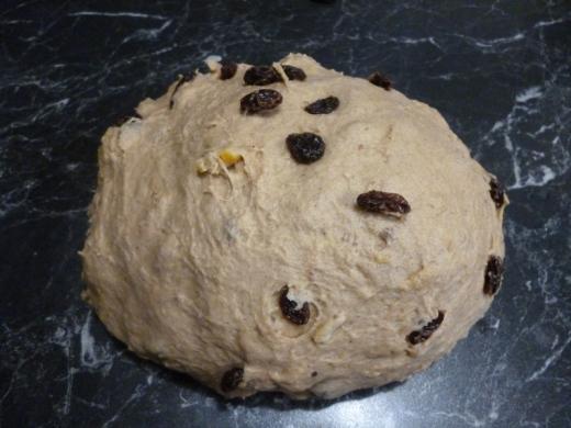 the dough!