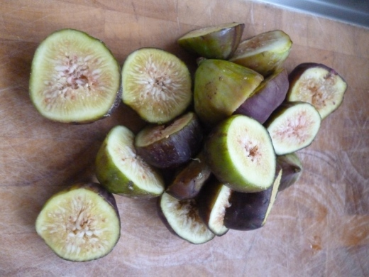 Lovely figs....