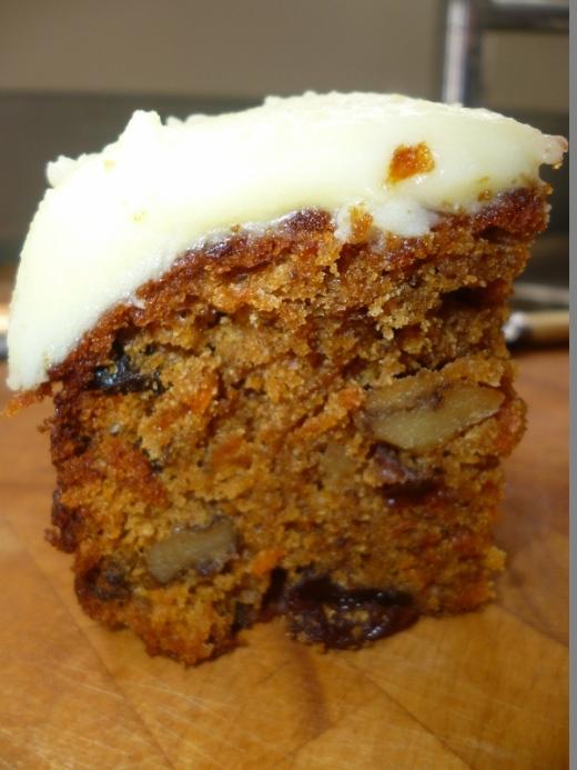 Mmmmm Carrot cake