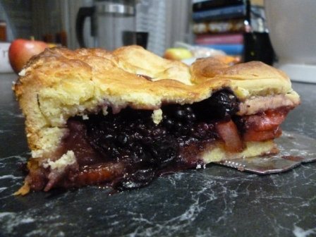Look at the pastry...divine:)