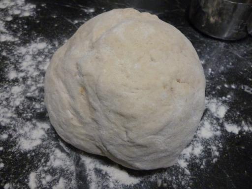 Plain dough...