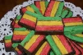 Rainbow Cookies? Soon ...